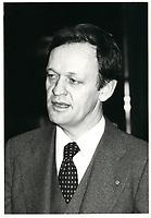 Jean Chretien,les 5 et 6 decembre 1978<br /> <br /> PHOTO :  Agence Quebec Presse