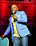 MIAMI, FL - OCTOBER 03: Actor/comedian Tony Roberts performs during Shaquille O'Neal All Star Comedy Jam at James L Knight Center on Friday October 3, 2014 in Miami, Florida. (Photo by Johnny Louis/jlnphotography.com)