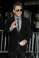 August 25, 2012 Chris Hardwick, attend the US premiere  screening  of Doctor Who  at the Ziegfeld Theatre in New York City.Credit:&copy; RW/MediaPunch Inc. /NortePhoto.com<br />