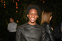 Henry V press night guests, cast and creatives at Regent's Park Open Air Theatre. Picture shows: Tyrone Huntley from the cast of Jesus Christ Superstar.