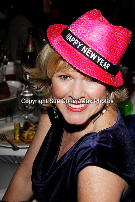 Missy Keene performs at New Year's Eve 2016 at The Copacabana, New York City, New York. (Photo by Sue Coflin/Max Photos)  suemax13@optonline.net