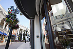 Via Rodeo pedestrian zone on Rodeo Drive, Beverly Hills, CA
