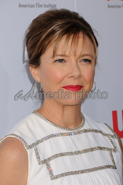 12 June 2008 - Hollywood, California - Annette Bening. 36th Annual AFI Life Achievement Award at the Kodak Theatre. Photo Credit: Byron Purvis/AdMedia