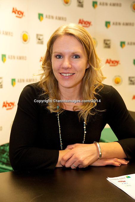 10-02-14, Netherlands,Rotterdam,Ahoy, ABNAMROWTT,Esther Vergeer<br /> Photo:Tennisimages/Henk Koster