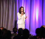 Laura Benanti.performing at the Signature Theatre Stephen Sondheim Award Gala honoring Patti Lupone at the Embassy of Italy in Washington D.C. on 4/16/2012.