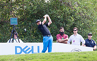 Jimmy Walker (USA) on the 12th during the 3rd round at the WGC Dell Technologies Matchplay championship, Austin Country Club, Austin, Texas, USA. 24/03/2017.<br /> Picture: Golffile | Fran Caffrey<br /> <br /> <br /> All photo usage must carry mandatory copyright credit (&copy; Golffile | Fran Caffrey)