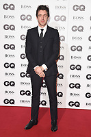 LONDON, UK. September 05, 2018: Miles Kane at the GQ Men of the Year Awards 2018 at the Tate Modern, London