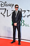 "Actor Sam Riley attends the Japan premiere for ""Maleficent: Mistress of Evil"" at Roppongi Hills Arena in Tokyo, Japan on October 3, 2019. (Photo by AFLO)"