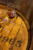 It is possible to sample the whisky when visiting the distilleries and there are subtle differences in colour and taste