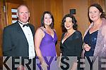 Having fun at the Tralee Rotary club Christmas gala ball at the Carlton Hotel,Tralee last friday night were L-R Pat McEnery, Susan Healy, Melanie O'Sullivan and Mary Twomey.