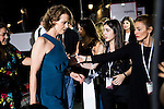 """Sigourney Weaver during the premiere of the spanish film """"Un Monstruo Viene a Verme"""" of J.A. Bayona at Teatro Real in Madrid. September 26, 2016. (ALTERPHOTOS/Borja B.Hojas)"""