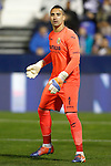 Villarreal CF's Sergio Asenjo during La Liga match. December 3,2016. (ALTERPHOTOS/Acero)