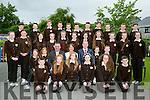 Gaelscoil Mhic Easmainn Graduation mass and Awards Night on Monday