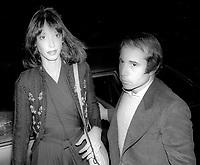 Shelley Duvall Paul Simon 1977<br /> Photo By Adam Scull/PHOTOlink.net
