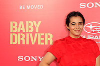 "LOS ANGELES - JUN 14:  Alanna Masterson at the ""Baby Driver"" Premiere at the The Theater at Ace Hotel on June 14, 2017 in Los Angeles, CA"