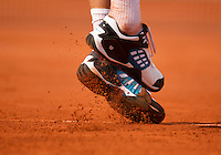 02-06-12, France, Paris, Tennis, Roland Garros, clay
