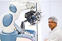 Restoration Robotics Artas assembly - 2012