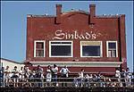 Sinbad's, Santa Monica Pier, 1982