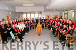 The Ard Churam  Choir &  friends uunnder the direction of Mary Culloty O'Sullivan who will perform in a Concert Fund raiser in St Mary's Church, Listowelon Friday 23rd November at 8.00pm.