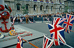 MARTIN WEBSTER OF THE NATIONAL FRONT SPEAKING TO MEMBERS AT THE CENOTAPH 1980