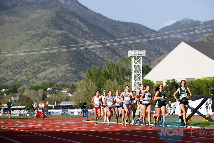 Logan, UT - May 12:  The 2017 Mountain West Outdoor Track and Field Championship is held at Ralph Maughn Stadium in Logan, UT on May 12, 2017. Timothy Nwachukwu/NCAA Photos