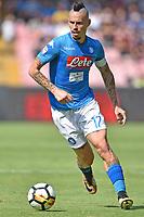 Marek Hamsik Napoli <br /> Napoli 01-10-2017 Stadio San Paolo Football Calcio Serie A 2017/2018 Napoli - Cagliari  <br /> Foto Andrea Staccioli / Insidefoto