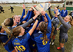 Summit League Championship Denver at South Dakota State University Soccer