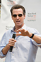 "San Francisco Mayor Gavin Newsom speaks at Community Planting Day (July 12, 2008) of the Slow Food Nation Victory Garden at San Francisco's Civic Center. The garden project ""demonstrates the potential of a truly local agriculture practice that unites and promotes Bay Area urban gardening organizations, while producing high quality food for those in need.""* The garden is planted on the same site as the post-World War II garden sixty years ago. The food will be grown over a period of two months, harvested, and donated to people in need..*slowfoodnation.org"