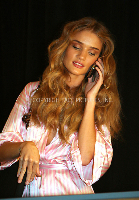 WWW.ACEPIXS.COM . . . . .  ....November 19 2009, New York City....Model Ana Beatriz Barros backstage at the Victoria's Secret fashion show at The Armory on November 19, 2009 in New York City....Please byline: NANCY RIVERA- ACEPIXS.COM.... *** ***..Ace Pictures, Inc:  ..Tel: 646 769 0430..e-mail: info@acepixs.com..web: http://www.acepixs.com