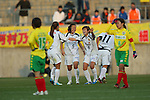 INACINAC Kobe Leonessa team group, .DECEMBER 24, 2012 - Football /Soccer : .The 34 Empress's Cup .between INAC Kobe Leonessa 1-0 Jef United Ichihara Chiba Ladies .at NACK5 Stadium Omiya, Saitama, Japan. .(Photo by YUTAKA/AFLO SPORT)