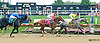 Stone Crazy winning at Delaware Park on 10/3/15