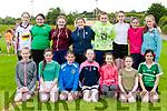 The final sports day at Scoil Mh&aacute;thair D&eacute; Abbeyfeale  for these 6th. class girls ,next year they will be attending Col&aacute;iste Ide &amp; Iosef Secondary School.<br /> Back: Naomi Ryan, Aoife Bates, Claire O' Mahony, Ella Ward, Shauna Cronin, Sarah Gould, Eimear Flannery, Shauna O' Donoghue.<br /> Front: Rois&iacute;n O' Sullivan, Natasha O' Brien, Sophie O' Connor, Chloe Harnett,<br /> Caoimhe Murphy, Caoimhe Kennelly, Kiera O' Riordan.