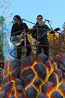 New York, NY-November 23: Recording Artists Goo Goo Dolls attend the 91st Annual Macy's Thanksgiving Day Parade on November 23, 2017 held in New York City Credit: mpi43/MediaPunch /NortePhoto.com NORTEPHOTOMEXICO