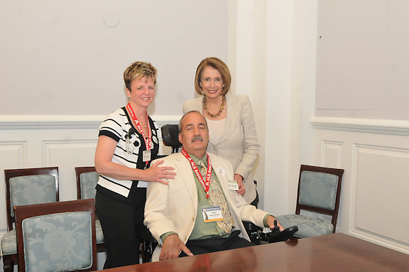 The National ALS Advocacy Day and Public Policy Conference with awards, exhibits and exhibitors and congressional visits on Capitol Hill