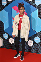 Jaden Smith<br /> 2016 MTV EMAs in Ahoy Arena, Rotterdam, The Netherlands on November 06, 2016.<br /> CAP/PL<br /> &copy;Phil Loftus/Capital Pictures /MediaPunch ***NORTH AND SOUTH AMERICAS ONLY***