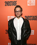 "Theo Stockman attends the Second Stage Production of ""Days Of Rage"" at Tony Kiser Theater on October 30, 2018 in New York City."