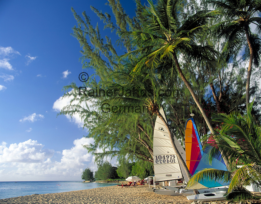 BRB, Barbados, Colony Club Hotel - Strand | BRB, Barbados, Colony Club Hotel - beach