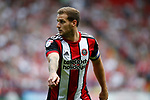 Billy Sharp of Sheffield Utd during the Championship match at Bramall Lane, Sheffield. Picture date 26th August 2017. Picture credit should read: Simon Bellis/Sportimage