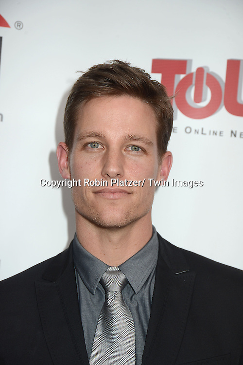 "Ward Horton attends the New York Premiere of ""All My Children"" and.. ""One Life to Live "" on April 23, 2013 at NYU Skirball Theatre in New York City. Prospect Park is producing the shows and they will air on www.hulu.com starting on April 29, 2013."