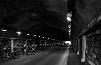 tunnel vision<br /> <br /> 104th Tour de France 2017<br /> Stage 19 - Embrun &rsaquo; Salon-de-Provence (220km)