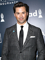 www.acepixs.com<br /> <br /> May 6, 2017 New York City<br /> <br /> Andrew Rannells arriving at the GLAAD Media Awards on May 6, 2017 in New York City.<br /> <br /> By Line: Nancy Rivera/ACE Pictures<br /> <br /> <br /> ACE Pictures Inc<br /> Tel: 6467670430<br /> Email: info@acepixs.com<br /> www.acepixs.com