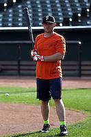 Max Stassi -2015 Fresno Grizzlies (Bill Mitchell)