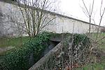 20050123 - France - Saint-Germain-en-Laye<br /> BUNKER PRÈS DU PAVILLON HENRI IV<br /> Ref:SAINT-GERMAIN-EN-LAYE_044 - © Philippe Noisette