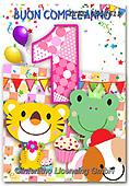 Isabella, CHILDREN BOOKS, BIRTHDAY, GEBURTSTAG, CUMPLEAÑOS, paintings+++++,ITKE055461,#BI#, EVERYDAY