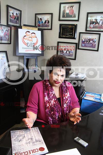 Marcela Fernadez de Gandara....28/ene/2012..***Foto:staff/NortePhoto**.*No*sale*to*third*