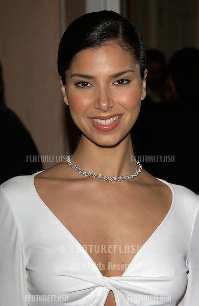 Actress ROSELYN SANCHEZ at a Beverly Hills luncheon, hosted by In Style and the Diamond Information Center, to unviel the 2003 award season designer gowns and diamonds..15JAN2003.  © Paul Smith / Featureflash