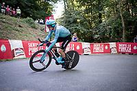 Jakob Fuglsang (DEN/Astana) <br /> <br /> stage 10 (ITT): Jurançon to Pau (36.2km > in FRANCE)<br /> La Vuelta 2019<br /> <br /> ©kramon