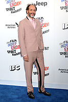 LOS ANGELES - MAR 3:  Luca Guadagnino at the 2018 Film Independent Spirit Awards at the Beach on March 3, 2018 in Santa Monica, CA