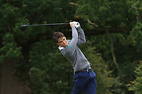 Dermot McElroy (IRL) on the 2nd tee during Round 1 of the Bridgestone Challenge 2017 at the Luton Hoo Hotel Golf &amp; Spa, Luton, Bedfordshire, England. 07/09/2017<br /> Picture: Golffile | Thos Caffrey<br /> <br /> <br /> All photo usage must carry mandatory copyright credit     (&copy; Golffile | Thos Caffrey)
