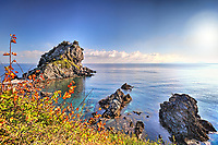 Agios Ioannis Kastri of Skopelos island, Greece